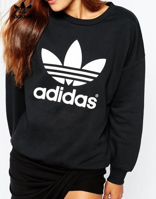Adidas Long Sleeve Crew Neck