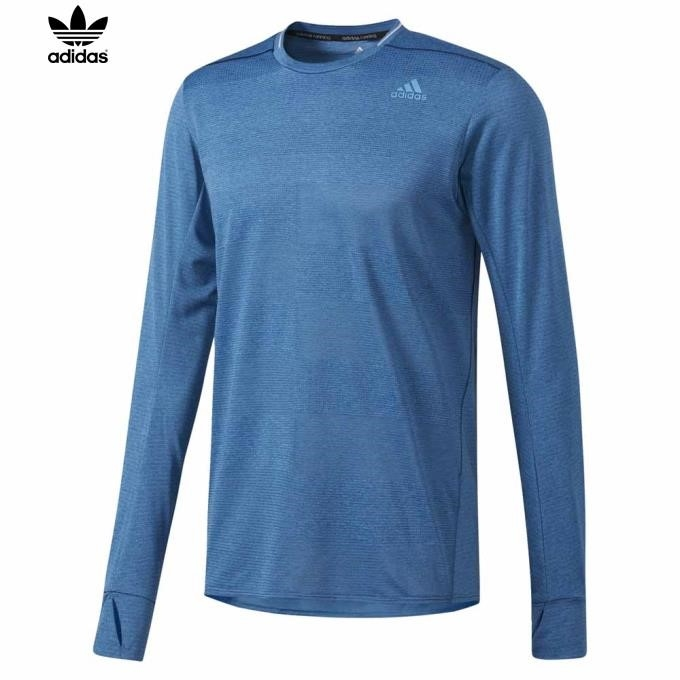 Adidas Long Sleeve Green Top