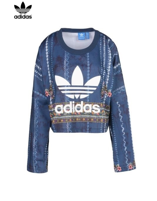 Adidas Crop Top Jumper Bridgerskifoundationcom