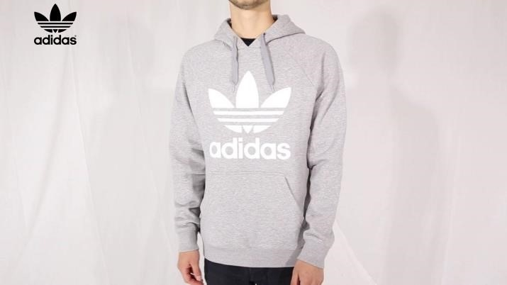 Adidas Sweatshirt Grey