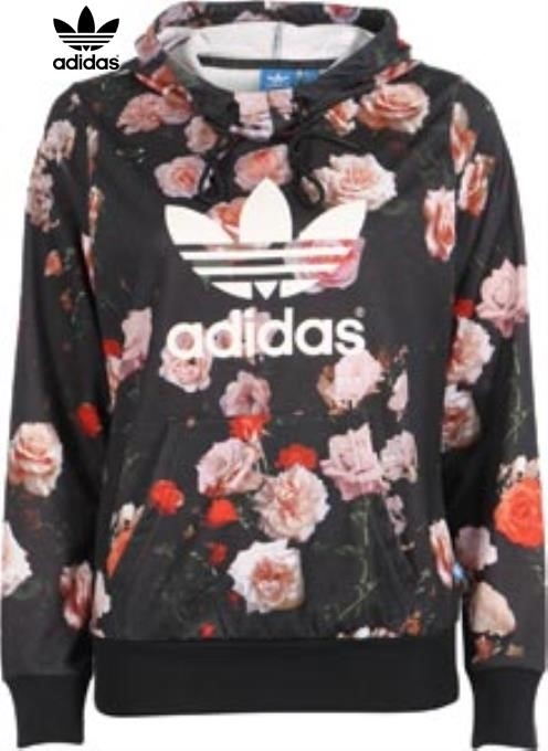Adidas Rose Sweatshirt