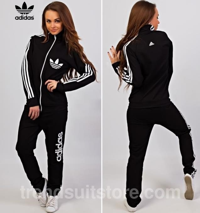 Adidas Tracksuit For Girls