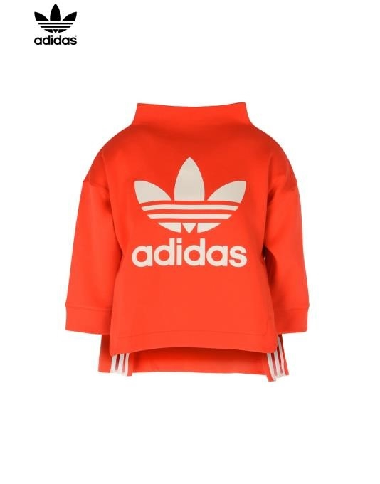 Red Adidas Hoodies